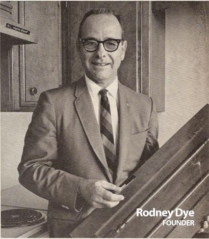 Founder of Nelson-Dye Remodeling - Rodney Dye.