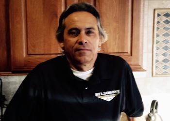 Nelson-Dye Remodeling team member Sam Sanchez