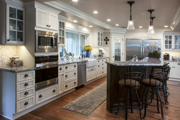 Kitchen remodeling projects - Fickett home